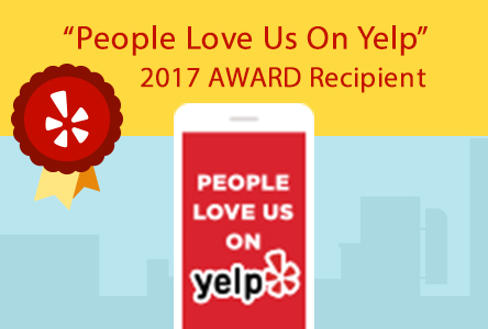 Yelp us today!